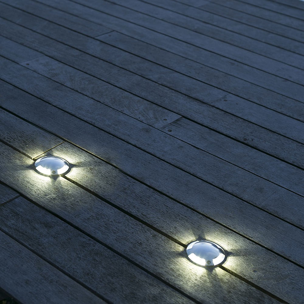 Spot surface keenan 3 led 6500k 80lm faro for Spot exterieur terrasse