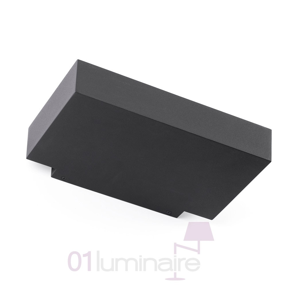 Applique murale ext rieure led tore 3000k ip54 70648 faro for Applique murale exterieure faro