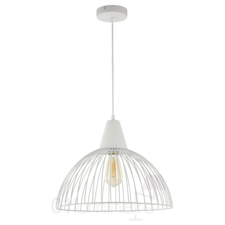 Suspension luminaire calaf filaire blanc mod360 11 w maytoni for Specialiste luminaire exterieur