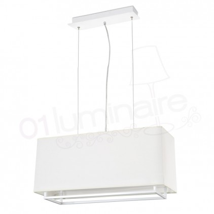 Suspension Vesper blanche 29986 Faro