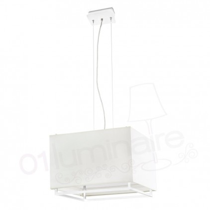 Suspension Vesper blanche 29988 Faro