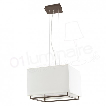 Suspension Vesper marron 29989 Faro