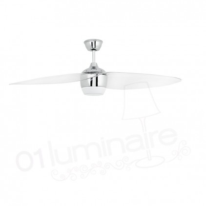 Ventilateur Alaska chrome 33412 Faro