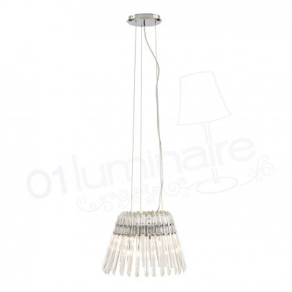 Suspension Ambia 6 lumières 875S6 Market Set