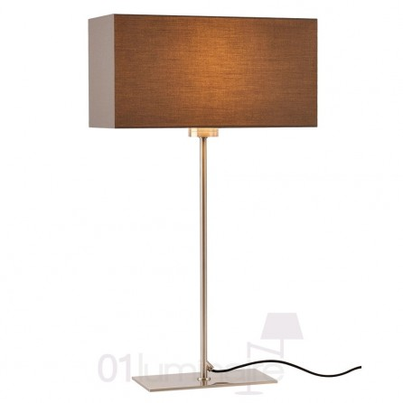 lampe poser rec bronze sans abat jour market set. Black Bedroom Furniture Sets. Home Design Ideas