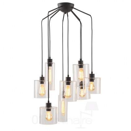 Suspension Ilo Ilo 8 lumières 878P8-01 Market Set