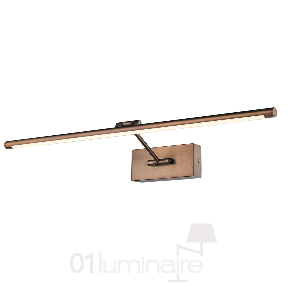 Applique Tableau Pix Bronze Grand Modèle Led Market Set