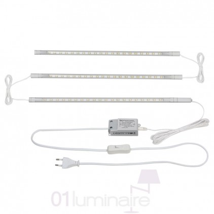 Baleo- 3 tube led 3 x 2W 758B3-20-D-I Market Set