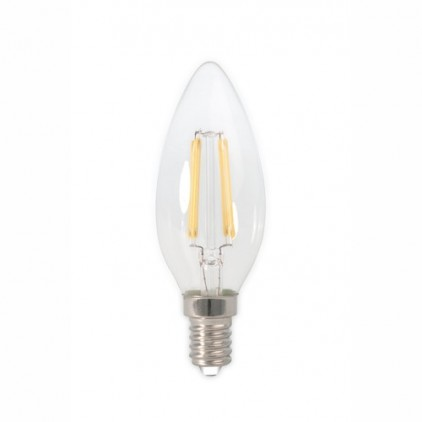 Ampoule LED filament E14 bougie 425002 Calex