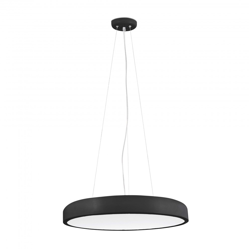 kit suspension luminaire cocotte noir faro. Black Bedroom Furniture Sets. Home Design Ideas