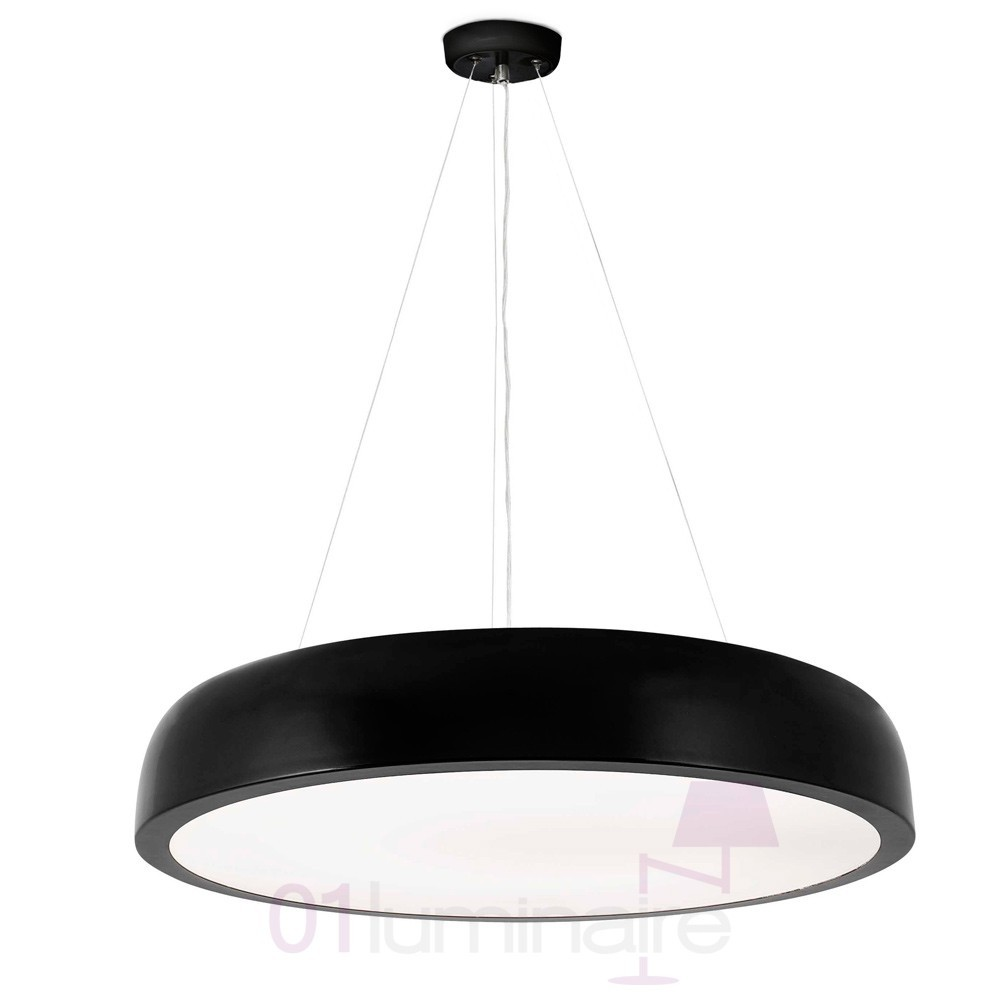 kit suspension luminaire cocotte l noir faro. Black Bedroom Furniture Sets. Home Design Ideas