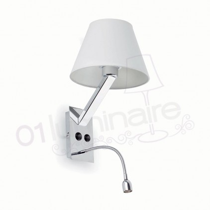Applique Moma liseuse LED 68506 Faro