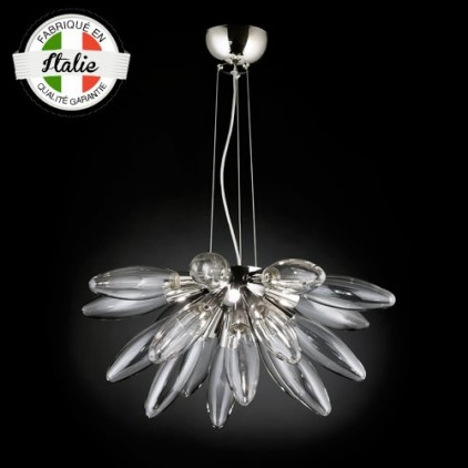 Suspension Flo Cristal 227-145-01 MetalLux