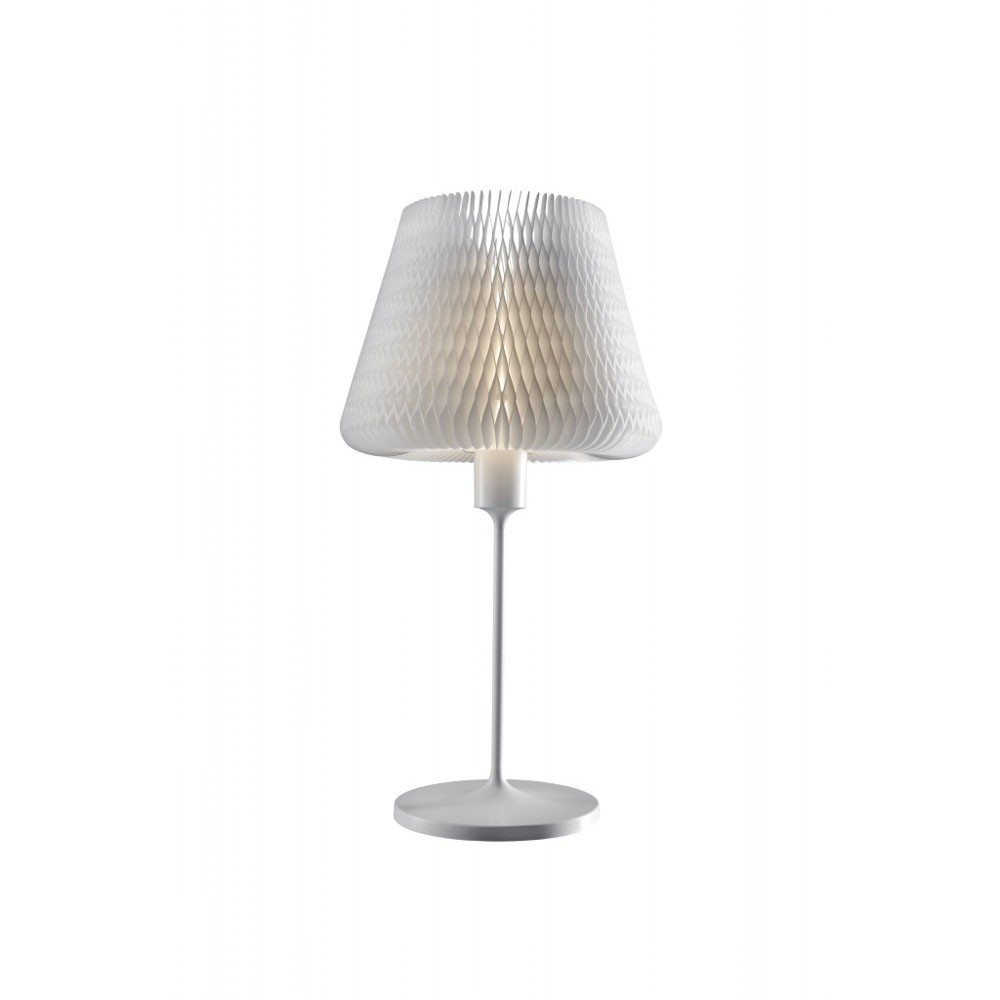 Lampe poser angel blanc 6w sompex for Lampe halogene a poser