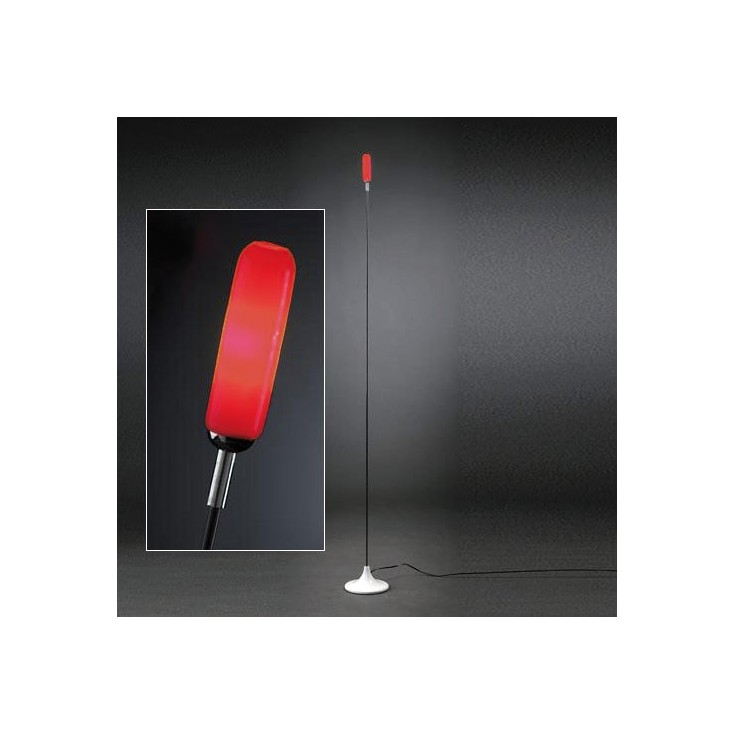 verrerie pour lampadaire takis rouge 01 luminaire. Black Bedroom Furniture Sets. Home Design Ideas