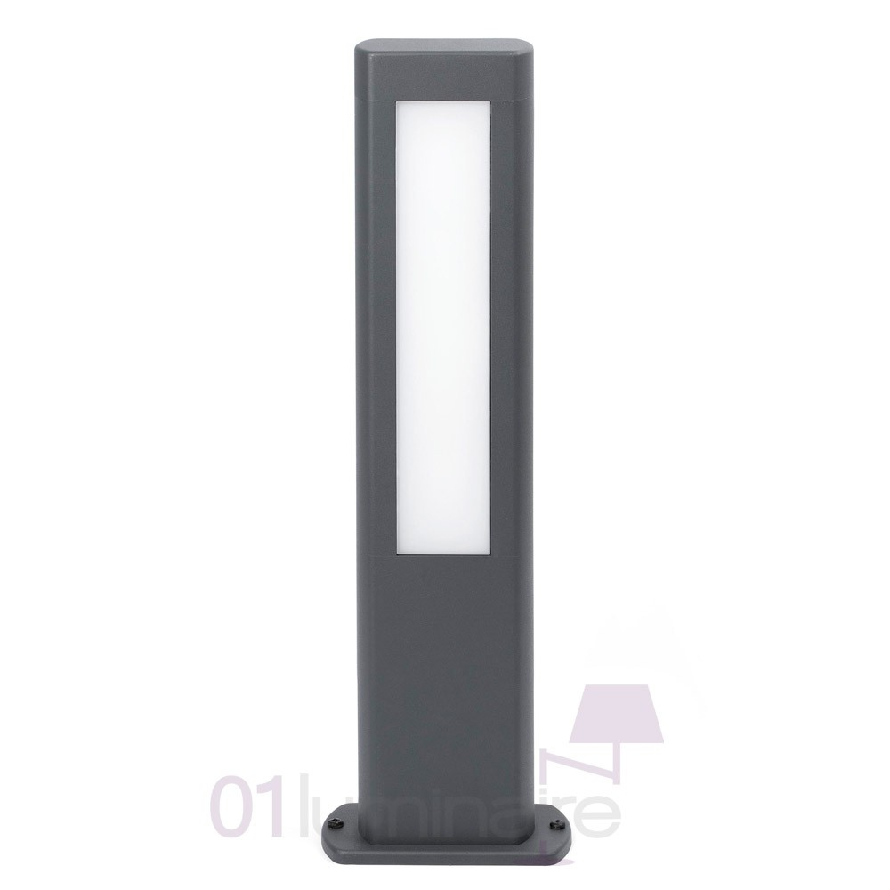 Borne potelet exterieur nanda led ip54 71216 faro for Borne luminaire exterieur led