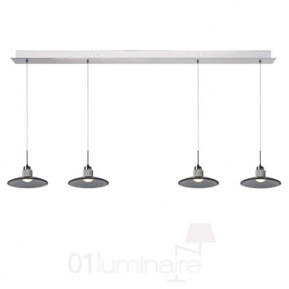 luminaire suspension led cosmo 32452 10 11 32452 15 11 32452 20 11 lucide. Black Bedroom Furniture Sets. Home Design Ideas