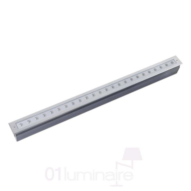 Spot encastrable ext rieur led grava ip67 3000k 2000lm for Led encastrable exterieur