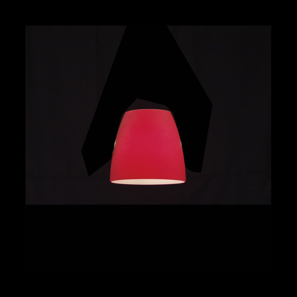verrerie rouge luminaire tezzo 633redglass market set. Black Bedroom Furniture Sets. Home Design Ideas