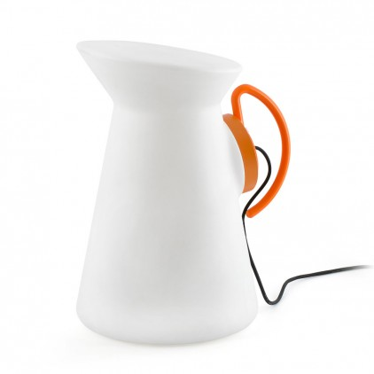 Lampe Exterieur Jarret Orange 70477 Faro