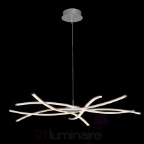 Suspension Aire Led H350 4800Lm 3000K dimmable - Mantra