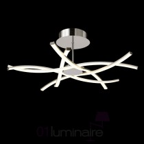Plafonnier Aire Led 3700Lm 3000K non dimmable - Mantra