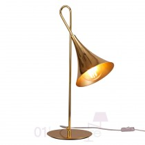 Lampe à poser Jazz 1xE27 20W or - Mantra