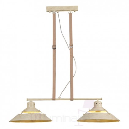 Suspension Industrial Beige Sable 5433 Mantra