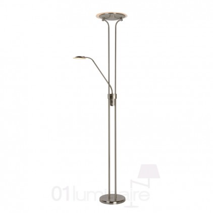 Lampadaire Champion LED Chrome 19792/24/12 Lucide