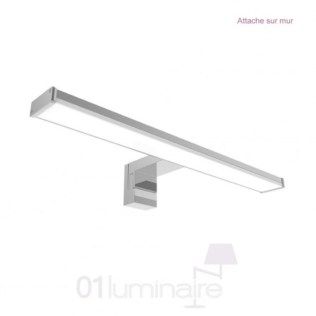 Applique LED Miroir 40cm 4000K Vision EL 75761